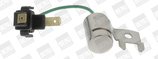 Condensateur, système d'allumage | BERU BY DRIV