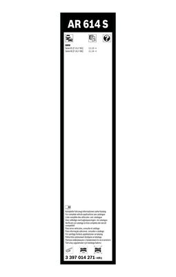 Balai d'essuie-glace Aerotwin Retrofit | BOSCH