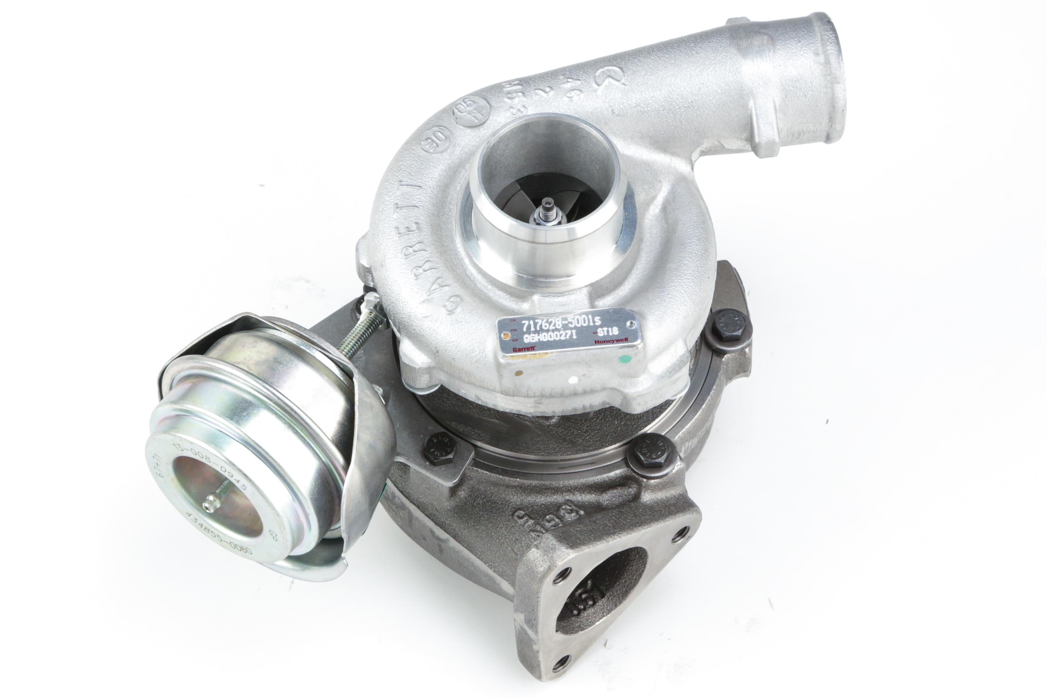 Turbocompresseur, suralimentation | BTS Turbo