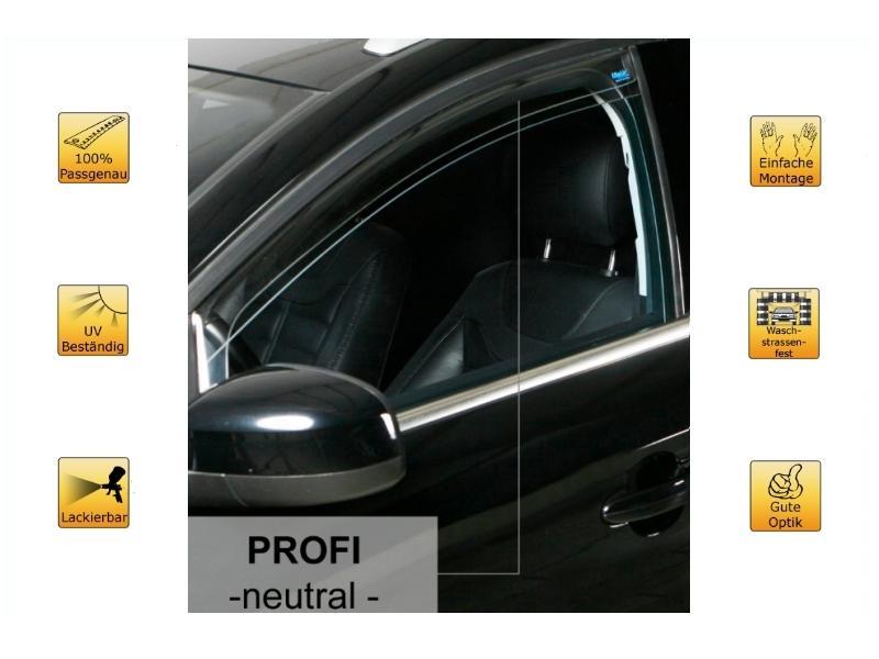 Profi (portes avant) pour Toyota Aygo 5 portes | ClimAir
