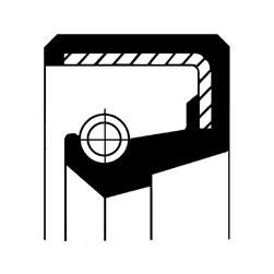 Bague d'étanchéité système S.P.I., pompe d'injection   CORTECO