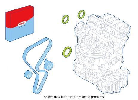 Kit de bagues d'étanchéité, moteur | CORTECO