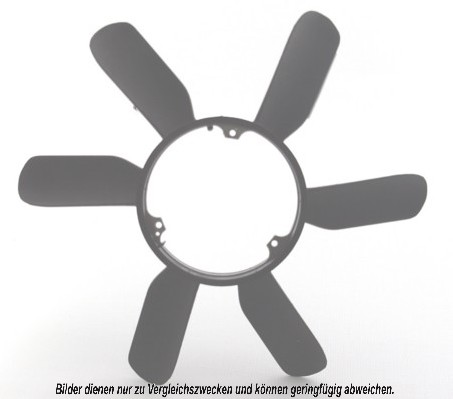 Roue du souffleur, refroidissementdu moteur | AKS DASIS