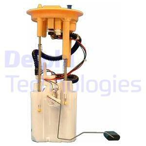 Unité d'injection de carburant | DELPHI