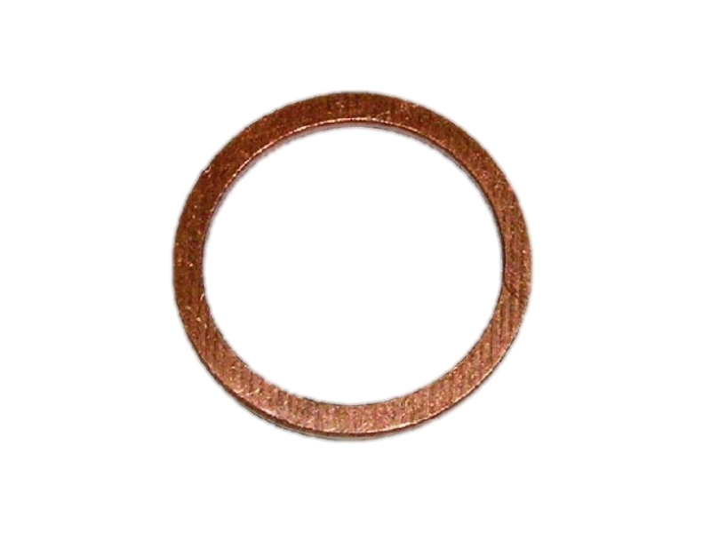 M6 cuivre disques vidange 6x10x1 mm 50 Pièce