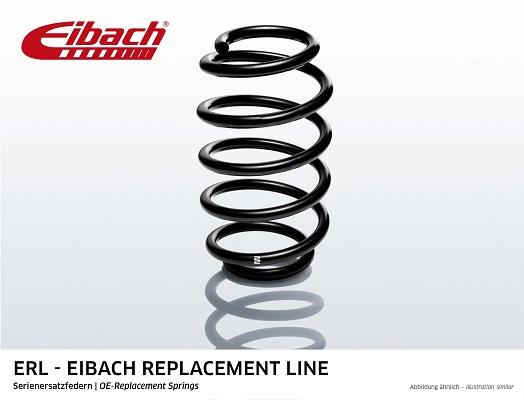 Jeu de 2 ressorts de suspension   EIBACH