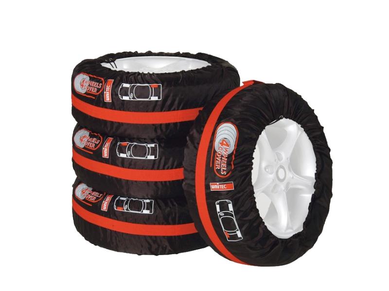 The WheelShop Kit de roue de secours de rechange pour Nissan Juke 2007-2013 avec housse de protection