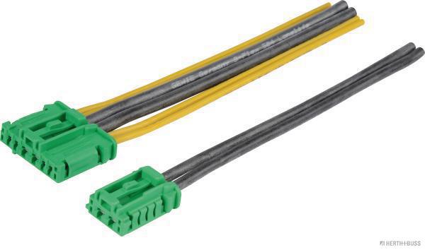 Kit de réparation de câble,commande (chauffage/ventilation   HERTH+BUSS ELPARTS