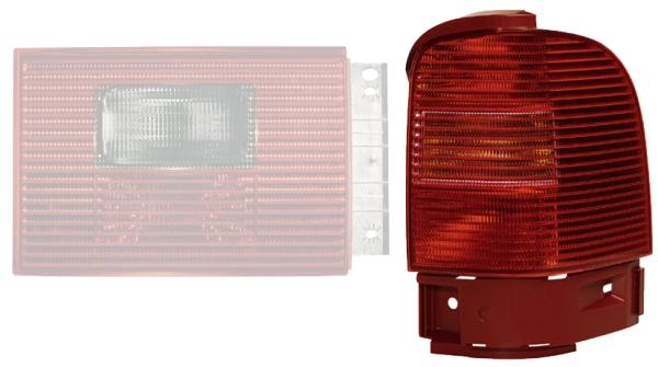 Technologie dillumination HELLA 9EL 964 950-001 Feu arri/ère droite