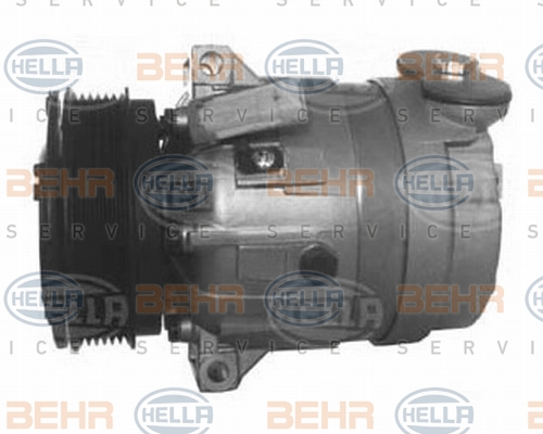Compresseur, climatisation | HELLA