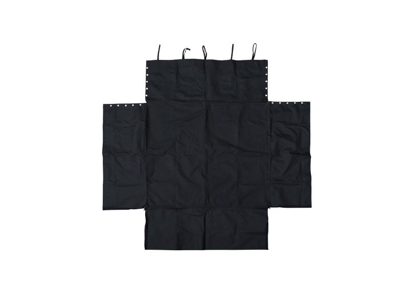 Housse de protection de coffre noir | JOM