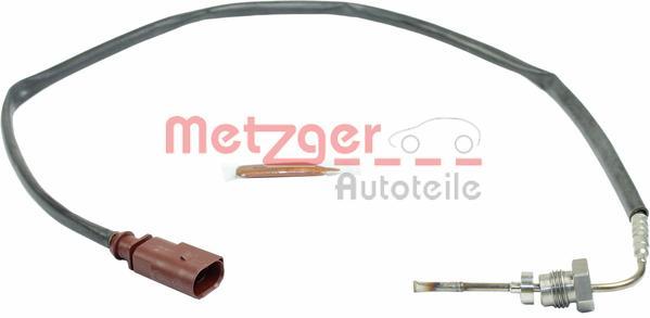 Capteur, température des gaz | METZGER