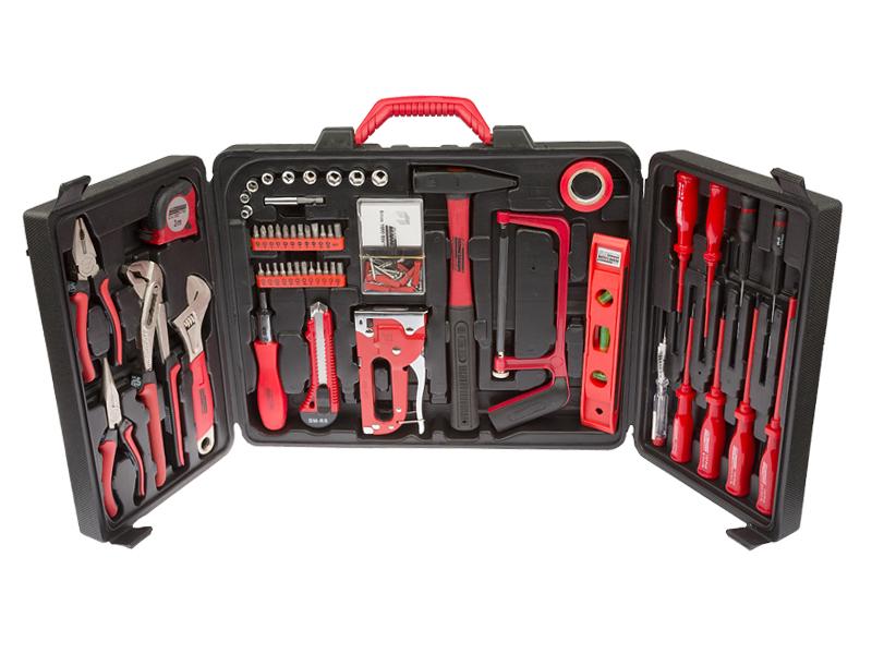 Kit d'outils ménagers | MANNESMANN