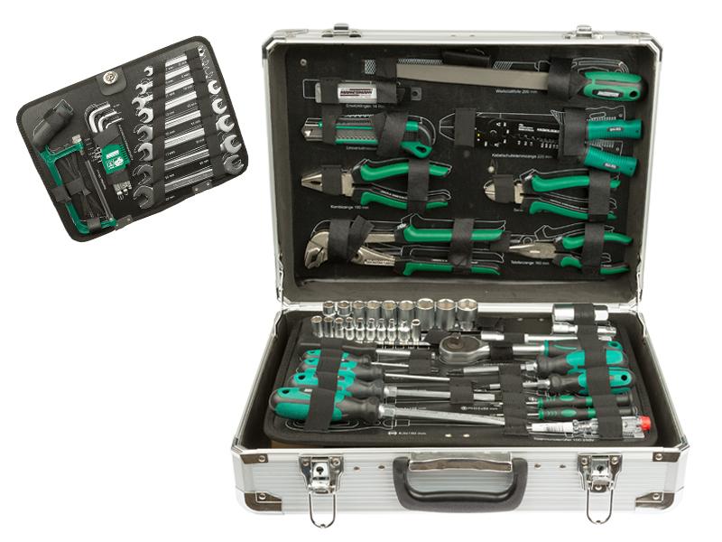 Coffre à outils en aluminium | MANNESMANN