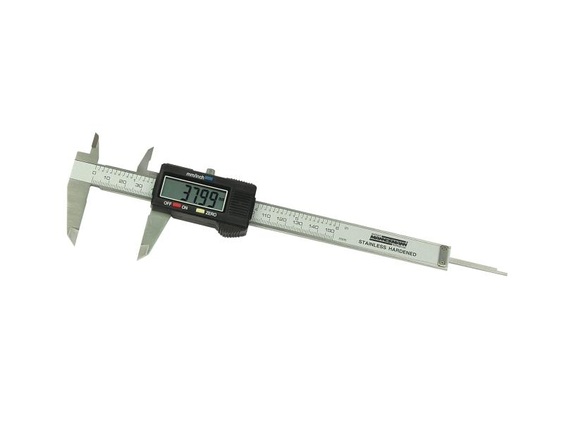 Pied à coulisse numérique (150 mm) | MANNESMANN