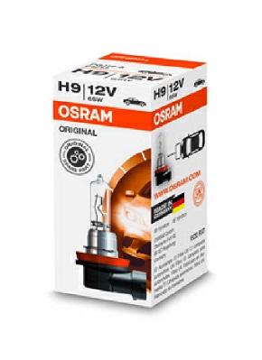 Ampoule H9 Original 65W [12V] (1 pièce) | OSRAM