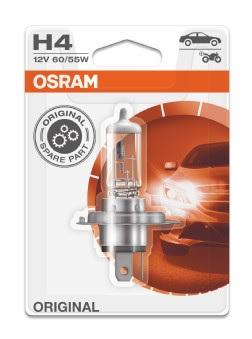 Ampoule H4 Original 60/55W [12V] (1 pièce) | OSRAM