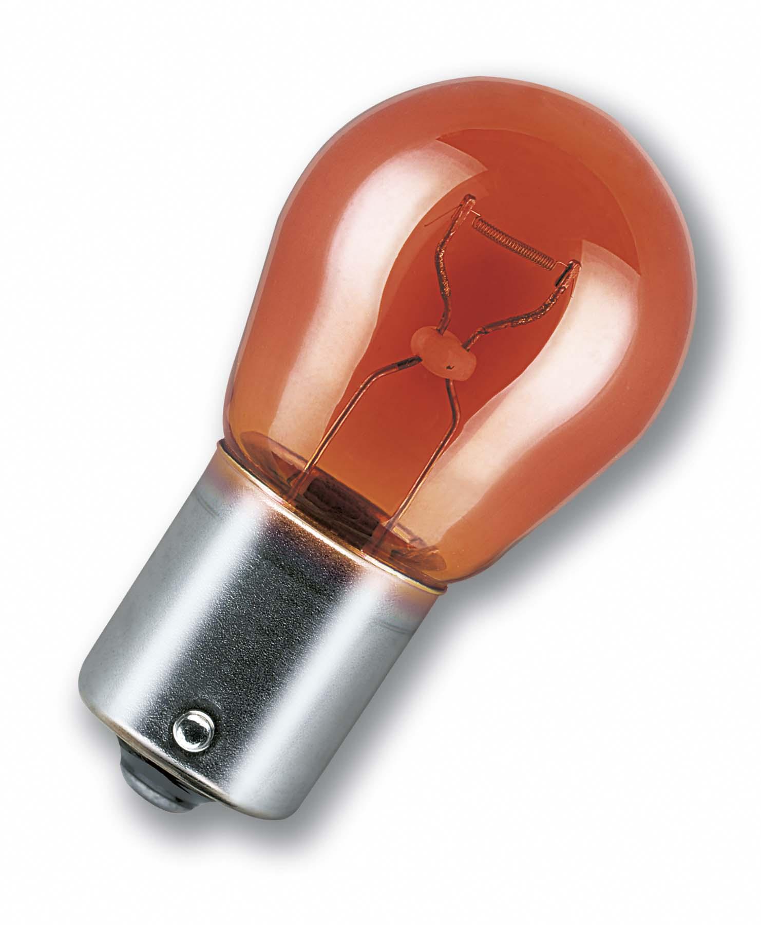 Ampoule PY21W Ultra Life 21W [12V] (2 pièces) | OSRAM