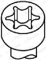 Jeu de boulons de culasse de cylindre | PAYEN