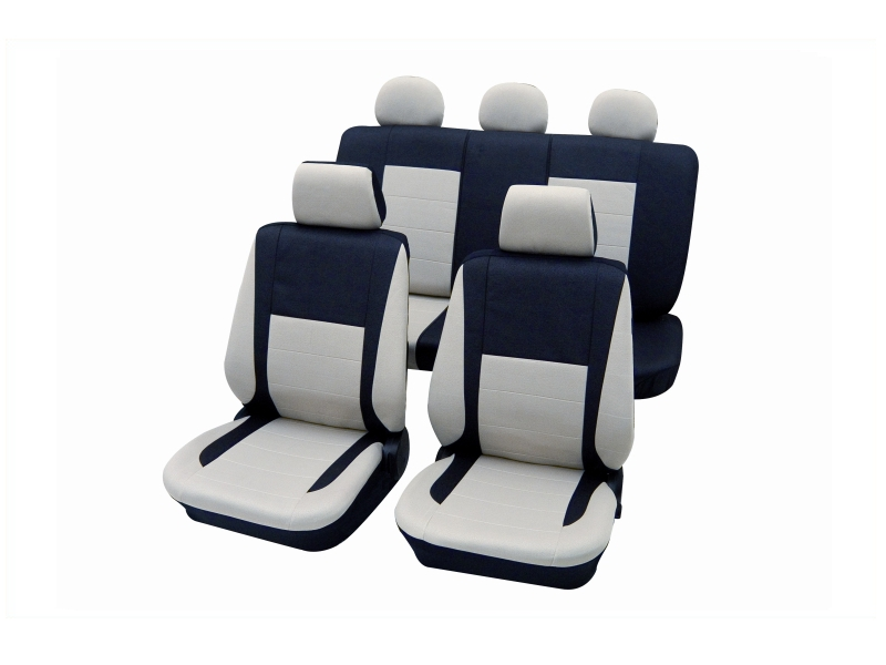 Housses de siège universelles beiges, polyester | PETEX