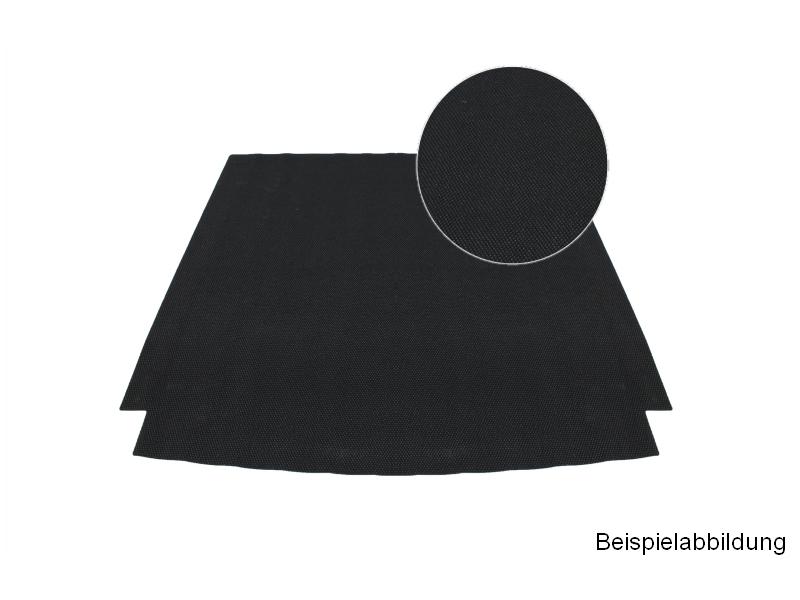 Caoutchouc rainuré noir | PETEX