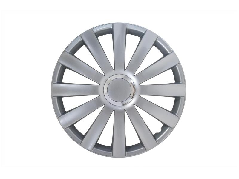 Enjoliveur Spyder 15'''', argenté / nylon | PETEX