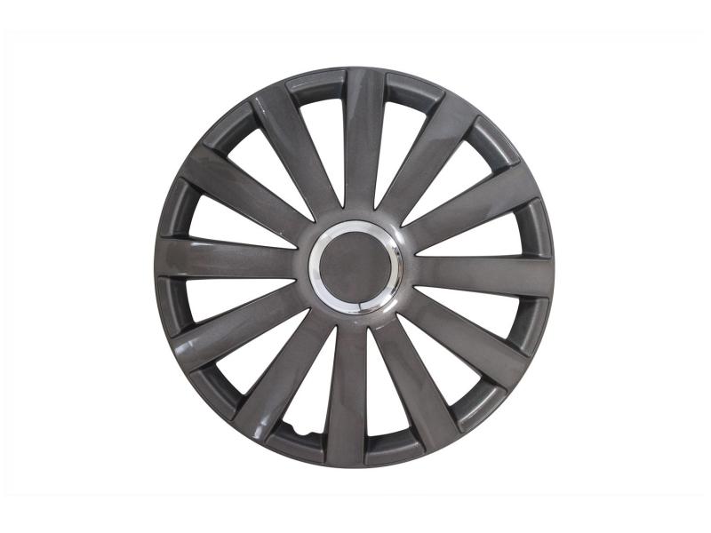 Enjoliveur Spyder 15'''', gris / nylon | PETEX
