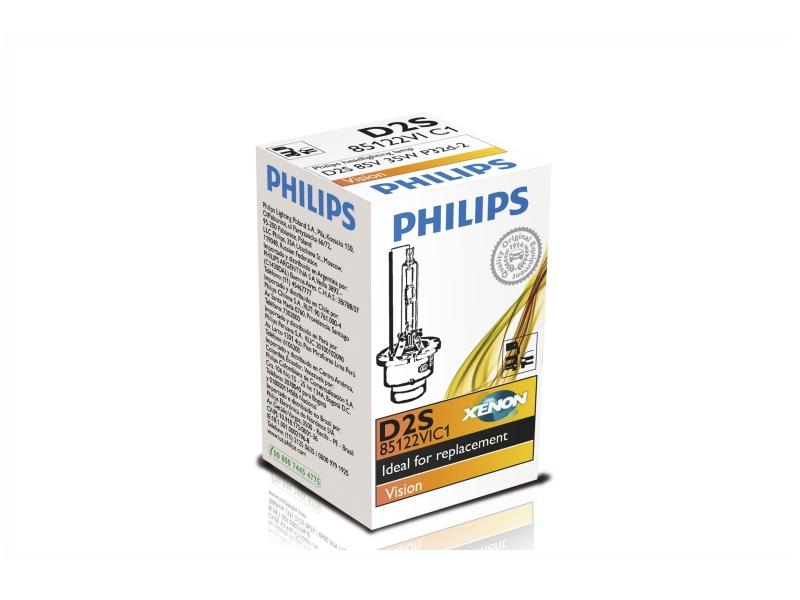 Brûleur Xenon D2S Vision 35 W [12 V] (1 pc.) | PHILIPS