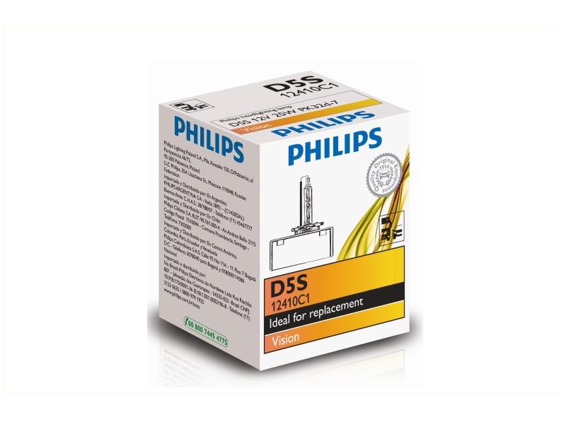 Brûleur Xenon D5S Vision 35 W [12 V] (1 pc.)   PHILIPS