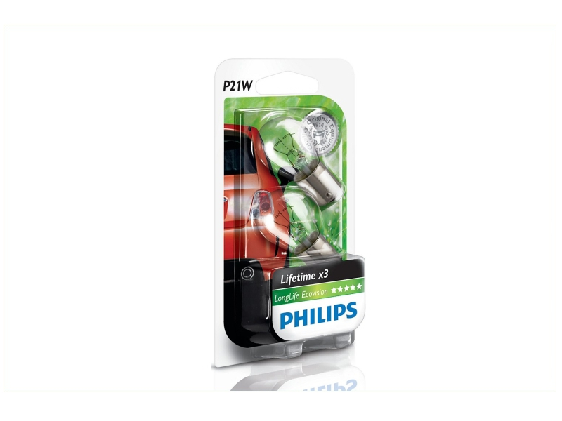Ampoule, feu clignotant LongLife EcoVision   PHILIPS