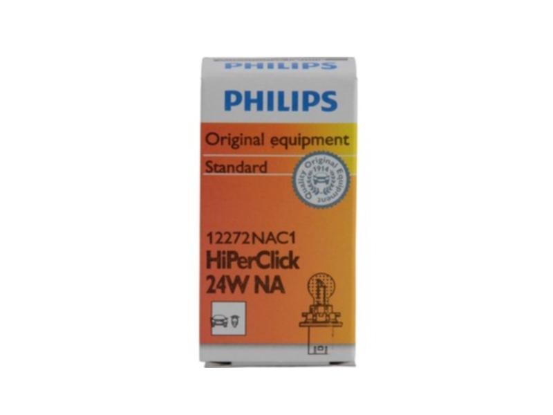 Ampoule PCY24W [12 V] (1 pc.)   PHILIPS