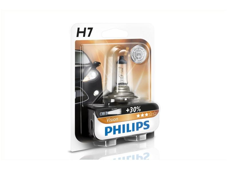 Ampoule H4 VisionPlus 60/55 W [12 V] (1 pc.) | PHILIPS