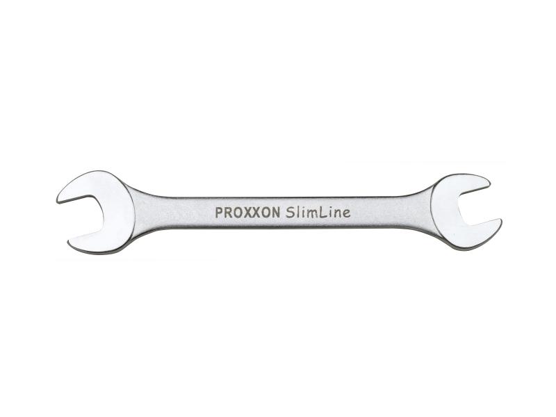 Clé plate double, 6 x 7 mm | PROXXON