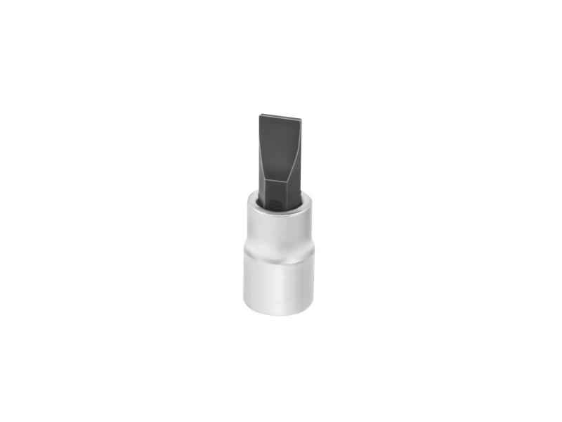 Jeu de têtes fendues 3/8 pouces, 5,5 mm   PROXXON