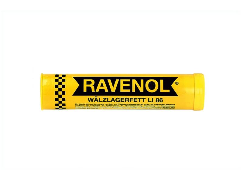 Lubrifiants RAVENOL W�lzlagerfett LI-86 | RAVENOL