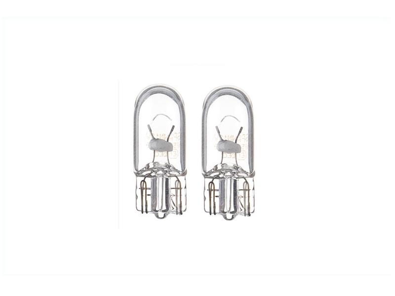 Ampoule [12 V] 3 watts (2 pièces)   SPAHN GLÜHLAMPEN