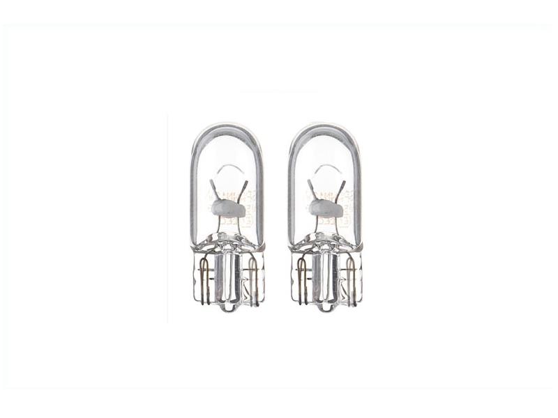 Ampoule [12 V] 5 watts (2 pièces) | SPAHN GLÜHLAMPEN