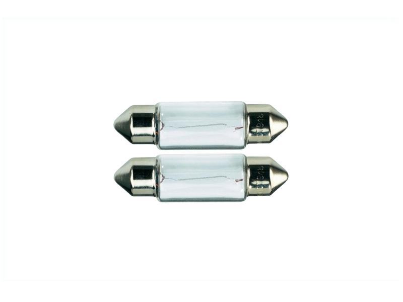 Ampoule [12 V] 5 watts (2 pièces)   SPAHN GLÜHLAMPEN