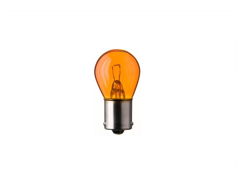 Ampoule [12 V] 21 watts JAUNE (1 pièce) | SPAHN GLÜHLAMPEN