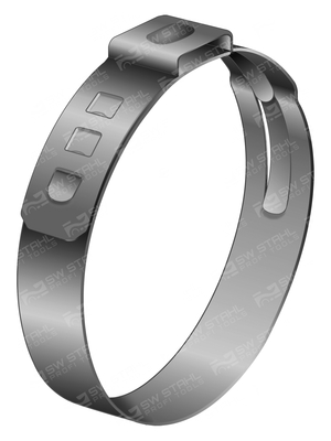 Pince de coffre à essieu avec dispositif de retenue | SWSTAHL