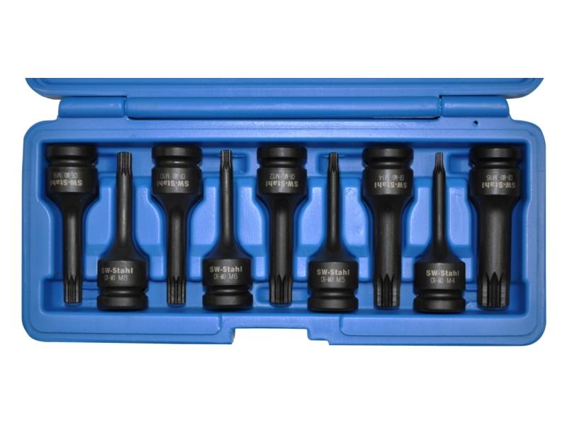 Garniture de vissage Impact 1/2'''' M6-16, 1/2 pouce | SWSTAHL