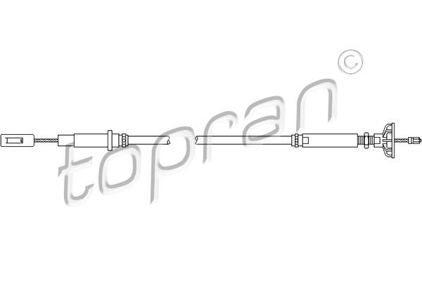 Joint d'étanchéité, pompe à eau | TOPRAN