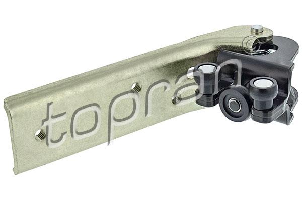 Guidage à galets, porte coulissante | TOPRAN