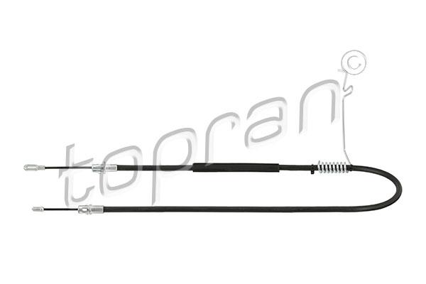 Suspension, bras de liaison | TOPRAN