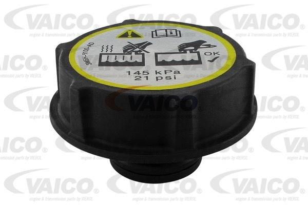 Bouchon, réservoir de liquide de refroidissement | VAICO