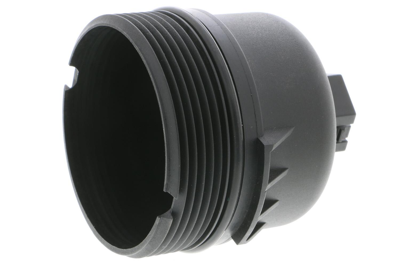 Couvercle, boîtier du filtre à huile Qualité VAICO originale   VAICO