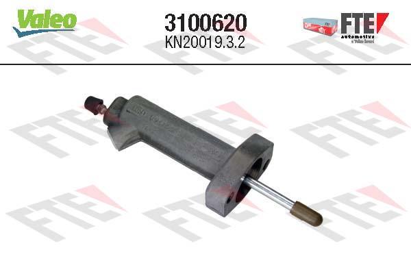 Cylindre récepteur, embrayage | VALEO